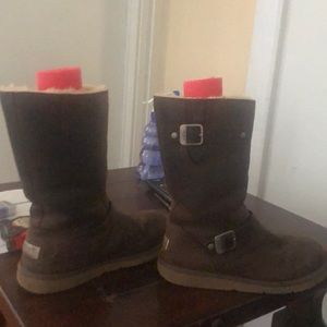 Ugg Boots with Buckles
